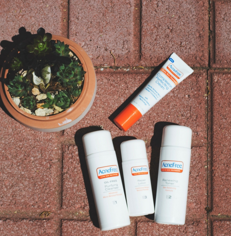 Stay Confident This Summer With AcneFree